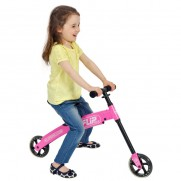 Flip balance bike Pink