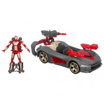 Iron Man 3 Connect Battle Vehicle reviews