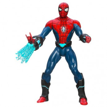 Speed Electro Web Spider-Man