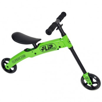 Flip balance bike Green reviews
