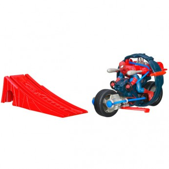 Spider-Man Power Webs Spider Bike reviews