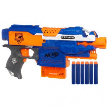 NERF N-Strike Elite Stryfe reviews