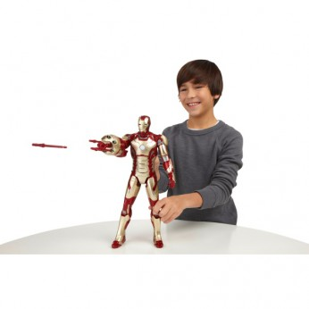 Iron Man 3 38cm Sonic Blasting Iron Man Figure reviews