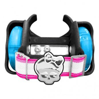Monster High Flashing Light Up Shoe Wheels reviews