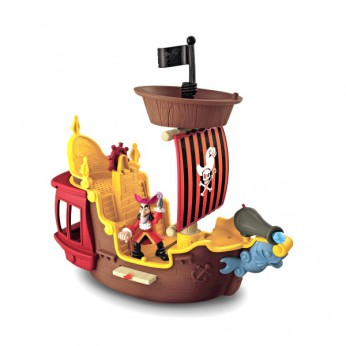 Hook's Jolly Roger Pirate Ship reviews