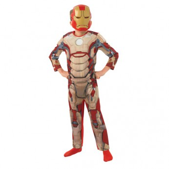 Iron Man 3 EVA Muscle Chest Costume Med reviews