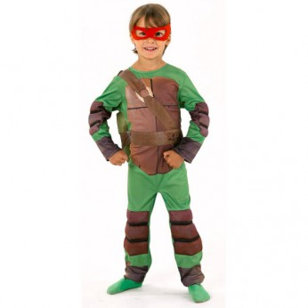 Turtles Deluxe Medium Costume reviews