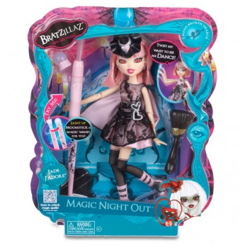 Bratzillaz Magic Night Out Jade J'Adore reviews