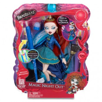 Bratzillaz Magic Night Out Meygana Broom reviews
