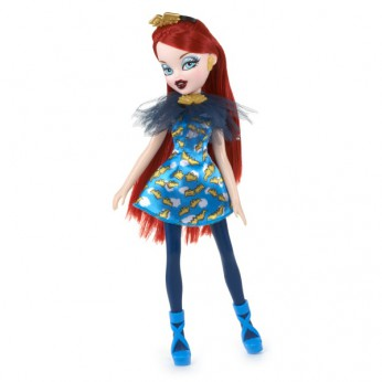 Bratzillaz Core Doll Meygana Broomstix reviews