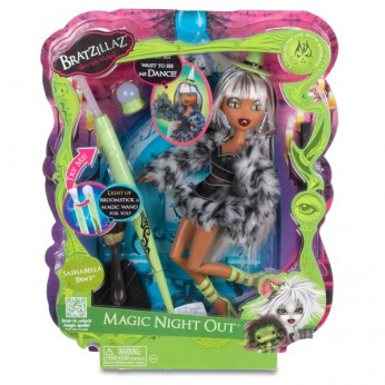 Bratzillaz Magic Night Sashabella Paws reviews