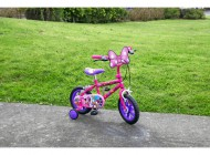 12 inch Minnie Mouse Bike