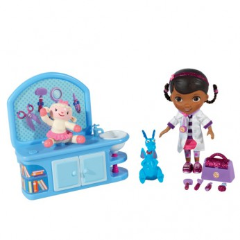 Doc McStuffins Magic Talkin' Checkup Set reviews