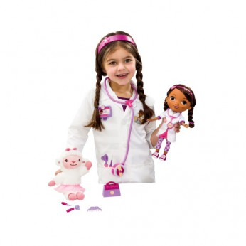 Doc McStuffins Time for Check Up Interactive Doll