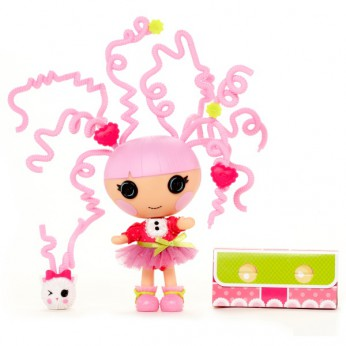 Lalaloopsy Littles Silly Hair Trinket Sparkles reviews