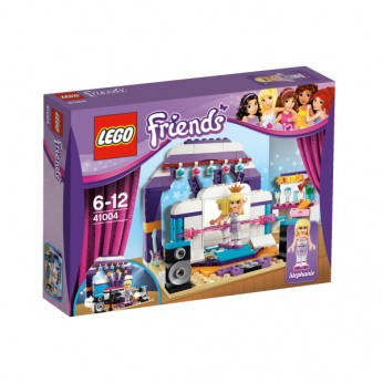 LEGO Friends Rehearsal Stage 41004 reviews