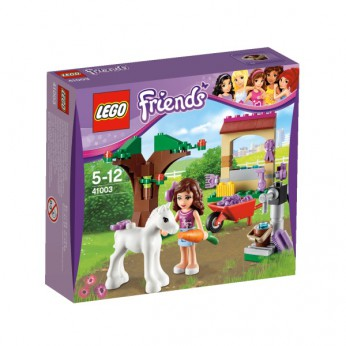 LEGO Friends Olivia's Newborn Foal 41003 reviews