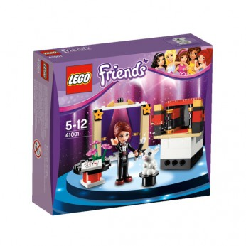 LEGO Friends Mias Magic Tricks 41001 reviews