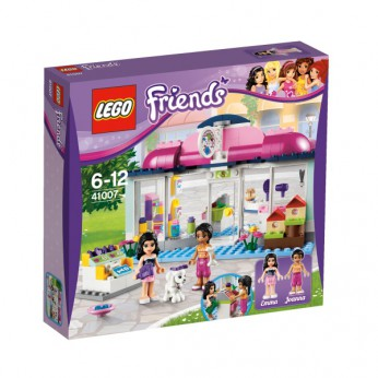 LEGO Friends Heartlake Pet Salon 41007 reviews