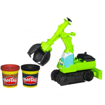 Play-Doh Chomper the Excavator reviews