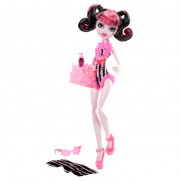 Monster High Swim Doll Draculaura