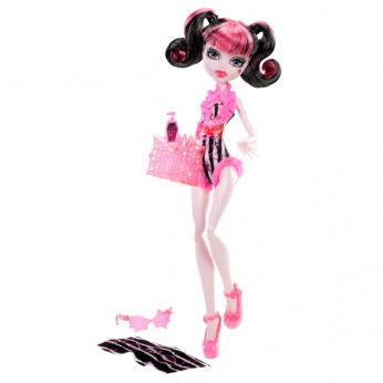 Monster High Swim Doll Draculaura reviews