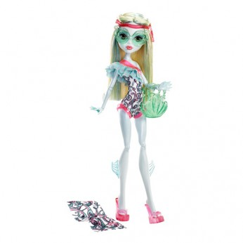 Monster High Swim Doll Lagoona reviews