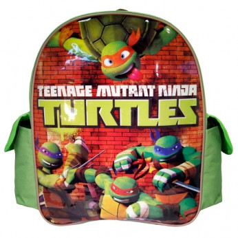 Turtles Backpack reviews