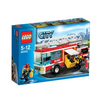 LEGO City Fire Truck 60002 reviews