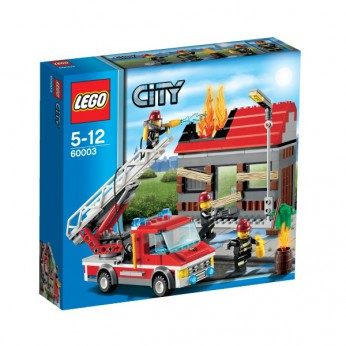 LEGO City Fire Emergency 60003 reviews