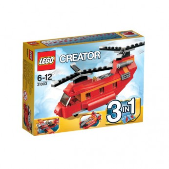 LEGO Creator Red Rotors 31003 reviews