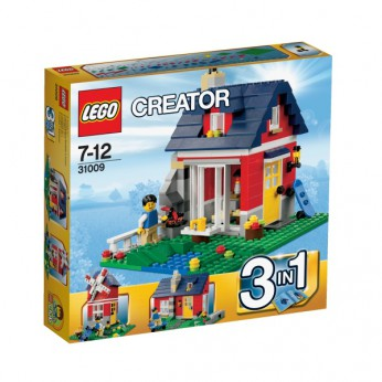 LEGO Creator Small Cottage 31009 reviews