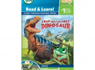 The Lost Dinosaur Tag Book