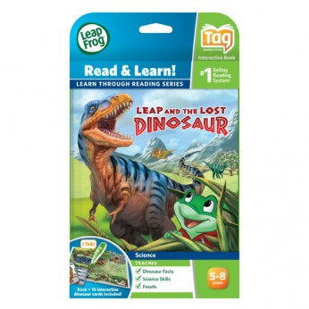 The Lost Dinosaur Tag Book reviews