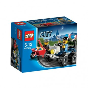 LEGO City Police ATV 60006 reviews