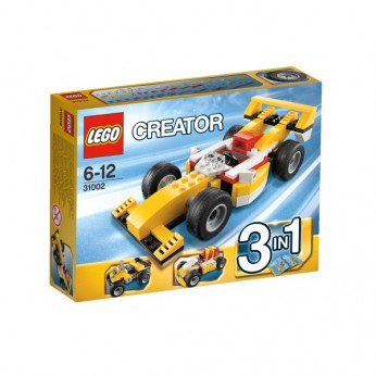 LEGO Creator Super Racer 31002 reviews