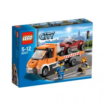 LEGO City Town Flatbed Truck 60017 reviews