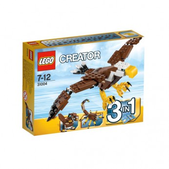 LEGO Creator Fierce Flyer 31004 reviews