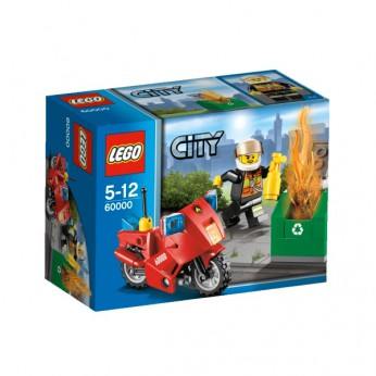 LEGO City Fire Motorcycle 60000 reviews