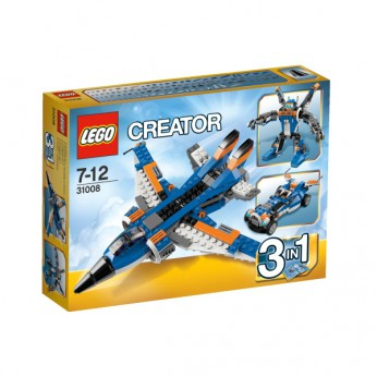 LEGO Creator Thunder Wings 31008 reviews