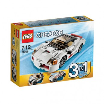 LEGO Creator Highway Speedster 31006 reviews