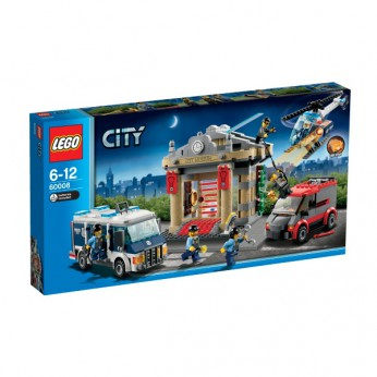 LEGO City Police Museum Break-in 60008 reviews