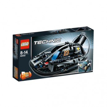 LEGO Technic Hovercraft 42002 reviews