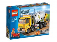 LEGO City Town Cement Mixer 60018
