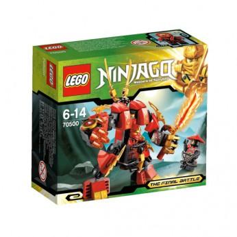 LEGO Ninjago Kais Fire Mech 70500 reviews