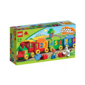 LEGO Duplo Number Train 10558 reviews