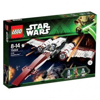 LEGO Star Wars Z-95 Headhunter 75004 reviews