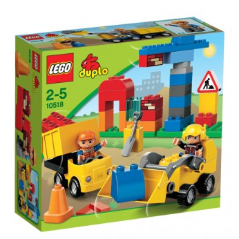 LEGO Duplo My First Construction Site 10518 reviews