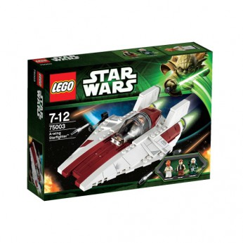 LEGO Star Wars A-wing Starfighter 75003 reviews