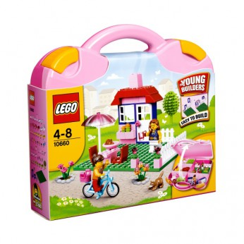 LEGO Pink Suitcase 10660 reviews